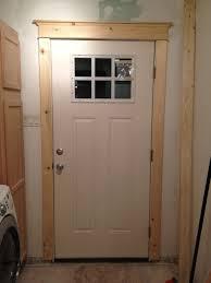 door casing u0026 narrow door trim that can be paired with wide