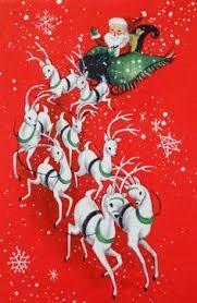 16 vintage 1960 u0027s hallmark christmas cards unused teenager