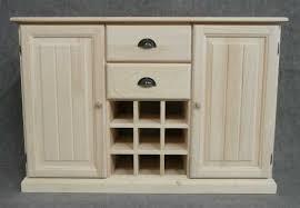 buffet cuisine bois meuble bas cuisine bois massif le bois chez vous