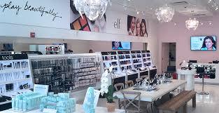 e l f retail stores e l f cosmetics