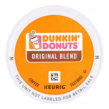 Blend K Cups Dunkin Donuts Medium Roast Single Serve For Keurig Original