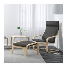 Best Armchair For Reading Poäng Armchair Finnsta Gray Ikea