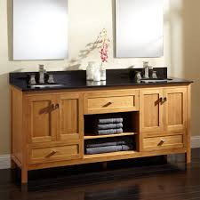 designforlifeden bamboo double vanity for undermount sinks best