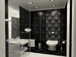 Small Black And White Bathroom Ideas - Black and white small bathroom designs