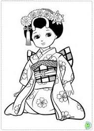 japanese coloring page iron pinterest japanese