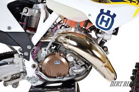 husqvarna motocross gear dirt bike magazine husky te125 2 stroke