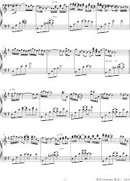 thanksgiving george winston 钢琴谱五线谱