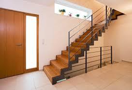 stahl holz treppe holz stahl treppe vom schreiner modern staircase frankfurt