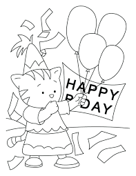 happy birthday daddy printable coloring pages free dad grandma
