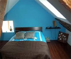 chambre marron et turquoise chambre marron chocolat image sur le design maison