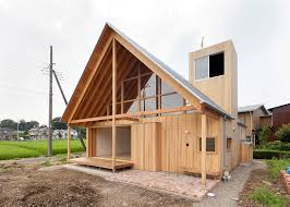 Home Design In Japan Farmland House In Japan Designed By Tailored Design Lab