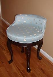 Vanity Chairs With Backs Brilliant Swivel Vanity Stool 10 Images About Vanity On Pinterest