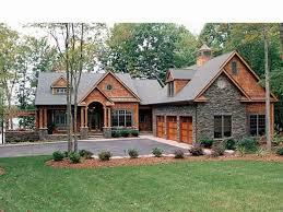 craftsman farmhouse plans craftsman house plans with detached garage 4953