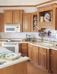 White Maple Kitchen Cabinets Kitchens With Oak Cabinets And White Appliances Captainwalt Com