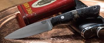bark river kitchen knives bark river knives mini cpm 3v