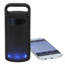 light up bluetooth speaker 4imprint com moonbow light up bluetooth speaker 144434 imprinted