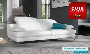 solde canapé cuir center canapé convertible cuir center royal sofa idée de canapé et