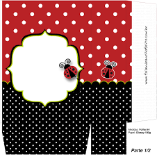 sweet 16 ladybug party free printable boxes oh my sweet 16