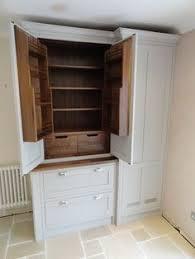 Kitchen Pantry Cabinets Freestanding Free Standing Kitchen Larder For The Home Pinterest Kitchen