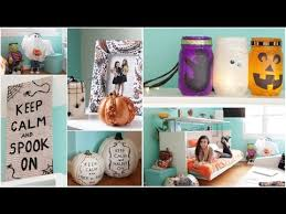 halloween decorations home made roomspiration 3 easy diy s decorating my room for halloween