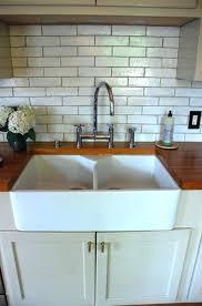 Antique Porcelain Kitchen Sink Porcelain Farm Sink Antique High Back Farm House Cast Iron