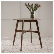 Sofa Table With Stools Narrow Counter Height Table Target