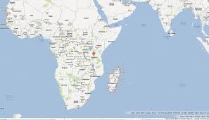 Africa Map Games by Tanzania Map