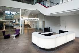 Lobby Reception Desk Mia Lobby On Behance