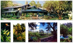 ojai vacation rentals casa barranca ojai valley estate and vacation rental