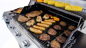 char broil 4 burner gas grill walmart exclusive youtube