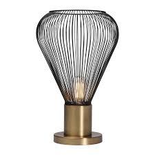 Lampe Deco Design Lampe De Table Metallico Kare Design