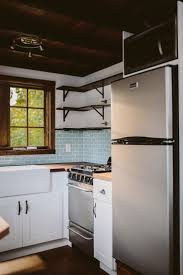 Tiny House Kitchen Appliances by 16 Best Refrigerator Built In Images On Pinterest Refrigerator