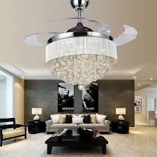 Decor Chandelier Modern Chandelier Ceiling Fan Fans With Lights For In