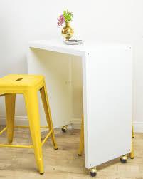 meubles d appoint cuisine 6 tables d appoint diy pour votre cuisine table appoint meubles