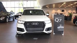 all audi q7 2017 audi q7 quattro prestige titanium black optic package at audi