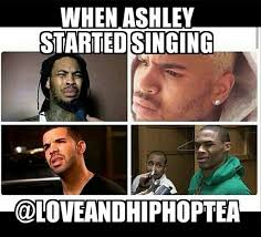 Nicole Meme - ashley nicole performance reality tv memes pinterest hip hop
