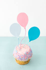 25 best balloon cupcakes ideas on pinterest easy kids birthday