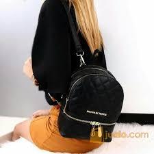 Tas Michael Kors Ransel tas ransel mk michael kors pushwoosh mini backpack 3425 batam jualo