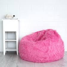 fur bean bag fairy floss pink polo ivory u0026 deene u2013 ivory