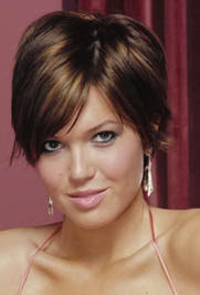 best highlights for pixie dark brown hair short brown hair with blonde highlights short hairstyles with