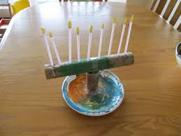 hanukkah menorah craft and activity for 2 year olds mommy blogs