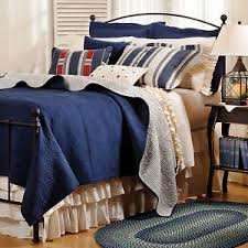 Twin Matelasse Coverlet Navy Blue Tile Twin Single Quilt 100 Cotton Matelasse Coverlet