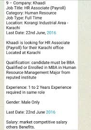 Oracle Hrms Jobs Latest Jobs And Vacancies