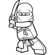 lego ninjago kai coloring pages lego ninjago