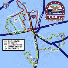 Map My Run Create Route by Half Marathon U003e Race Details U003e Course Maps