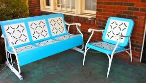 Vintage Wrought Iron Patio Furniture - bench 16 beautiful outdoor furniture designs beautiful outdoor