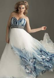 plus size wedding dress designers best plus size wedding dress designers with blue top best