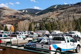 most vail winter parking rates going up for the time in