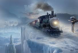 polar express by elenadudina on deviantart