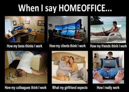 Working From Home Meme - when i tell people i work from home neatorama